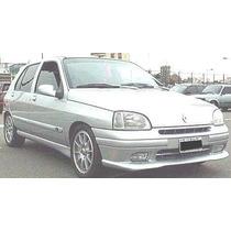 Renault Clio 96-99 Spoiler Delantero Sport. Dejalo Deportivo