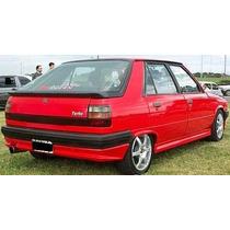 Renault 11 Spoiler Trasero Sport. Dale Un Look Deportivo