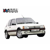 Spoiler Peugeot 205 Gti Delantero