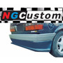 Spoiler Volkswagen Gol 88-95 Trasero