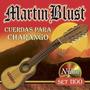 Encordado Para Charango Martin Blust Set1100 - Envíos