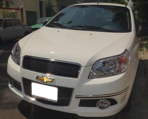 Chevrolet Aveo G3 2013 Combo Baguetas Laterales + Protector