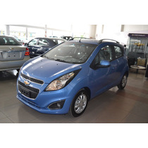 Plan Ahorro Adjudicado Chevrolet Spark Lt 1.2 0km 2015