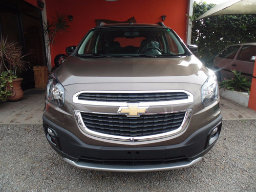 Chevrolet Spin Active Ltz Linea Nueva 0km 2016 46276082