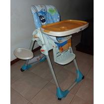 Silla De Comer Bebés Y Niños Chicco Polly - Oportunidad!!