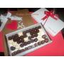 Mensaje De Chocolate 36 Letras En Bombones Día Del Padre