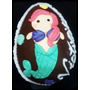 Huevos De Pascuas Pincesas, Peppa, Kitty Shabby Chic
