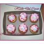 6 Cupcakes D Kitty Super Originales 100% Artesanal! Princesa