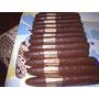 Habanos De Chocolate Grandes- Personalizados.souvenirs