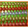 Huevo Pascua 3 Cm Mini Macizo De 10 Gs Con Papel Metalizado