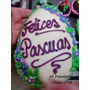 Huevos De Pascuas Personalizados. Hermosos. La Plata.eda