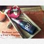 San Valentín Exclusiva Caja Obsequio Bombones Y Brindis