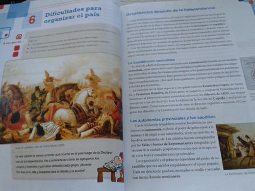 Ciencias Sociales 5 Recorridos Santillana Bonaerense