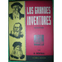 Libro De Ciencia : Los Grandes Inventores Antiguos