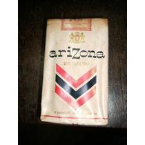 Atado Lleno Cigarrillos Arizona Paquete Etiqueta Coleccion