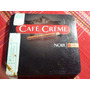 Antigua Lata De Cigarrillos Café Creme No Ir ( Vacía)