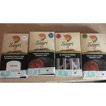 Tabaco Sayri Para Armar,natural,sin Aditivos,5 Variedades