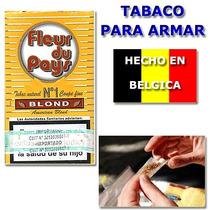 Tabaco Para Armar Fleur Du Pays Rubio Origen Bélgica-centro
