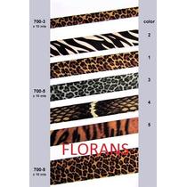 Cinta Animal Print N* 3 De 15mm, Pack De 150 Metros