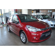 Plan Circulo Citroen C3 Exclusive 0km 2015 Jvd