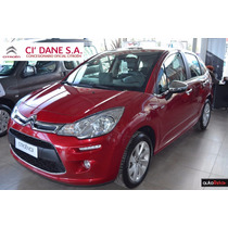 Plan Circulo Citroen C3 Exclusive 0km 2016 Jvd