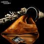 Paño De Limpieza Para Clarinete Y Flauta Traversa Md Simisol