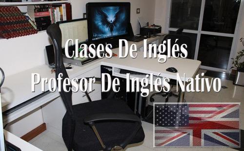 Clases De Inglés - Profesor Nativo