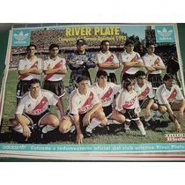 Poster Original Futbol River Plate Campeon Apertura 1993