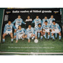 Poster Original Futbol Ascenso 1997 Gimnasia Y Tiro De Salta