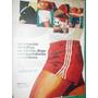 Pantalones Deportivos Adidas Gatic Publicidad Clipping