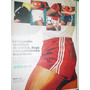 Publicidad Clipping Recorte Ropa Pantalon Deportivo Adidas