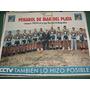 Poster Original Basquetbol Peñarol Mar Del Plata Campeon 94