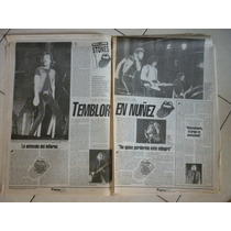 Combo 36 Recortes Clippings Rolling Stones 1994/5 Unico!!!