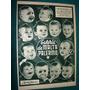 Clipping Recorte Publicidad Malta Palermo Galeria Foto Niños