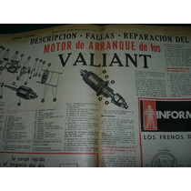 Clipping Mecanica Automoviles 2p Motor Arranque Valiant