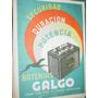 Publicidad Baterias Galgo Compañia De Productos Conen