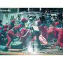 Arnoux Diablos Rojos De Enzo Ferrari Poster Automovilismo