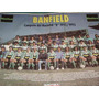 Poster Revista Grafico Banfield Campeon Nacional B 1992/3