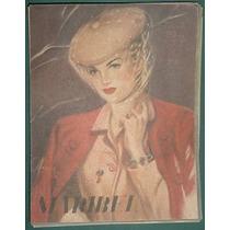 50 Antiguas Tapas Revista Maribel Deco Vintage Clipping Arte