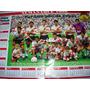 Poster River Plate Campeon Almanaque 1998 Papel 54 X 38 Cm