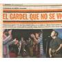 Clipping Charly Garcia Año 2002 Diario Clarin - 2 Paginas