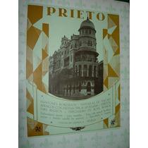 Clipping Antigua Publicidad Mantones Mantillas Prieto Abanic
