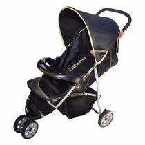 Cochecito Jogger Ultra Liviano Infanti Lc 200 De 0 A 18 Kg!!