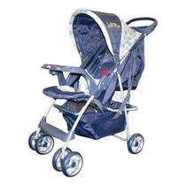 Coche De Paseo Para Bebes Bebesit Astra 1020 Doble Acolchado