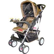 Coche De Paseo Para Bebes Bebesit Polo 1309 Facil Plegado !!