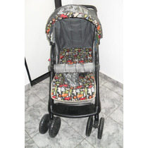 Coche Love Modelo 240 Animalitos Unisex
