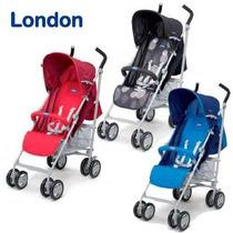 Cochecito De Paseo Paraguitas Chicco London Chiquis Bebes