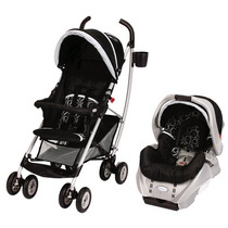 Coche Graco Travel System Mosaic Planeta Bb