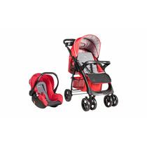 Coche Travel System C/manija Rebatible E69 Infanti