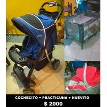 Cochecito Mas Huevito Y Practicuna 1 5 4 8 5 7 3 2 6
